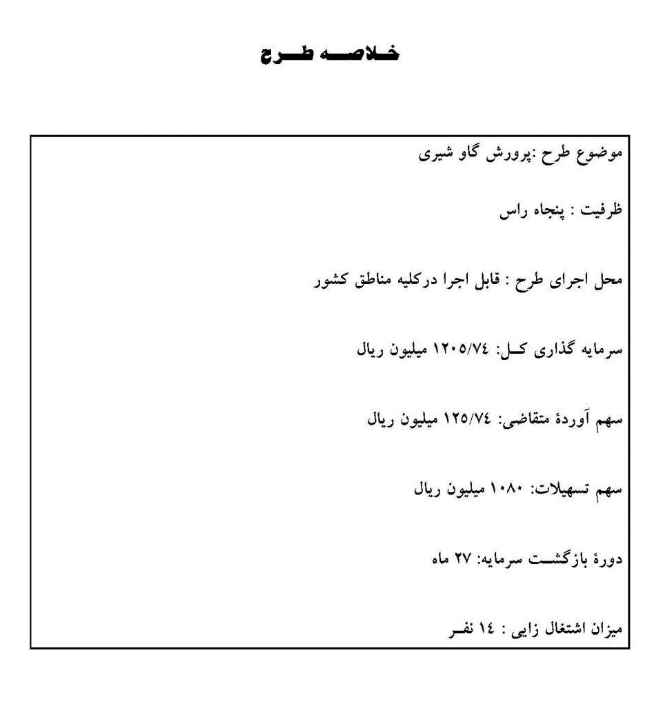 karafarini gav shiri (1)